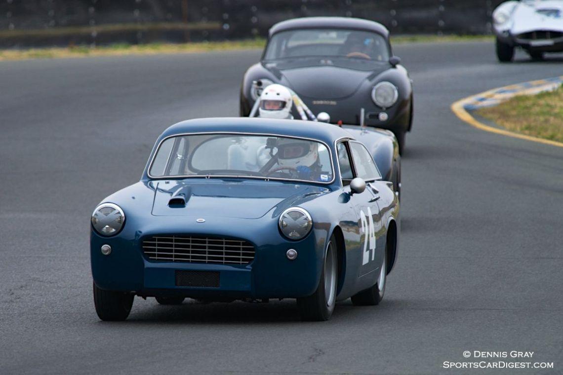 Ron Cressey's 1959 Peerless GT