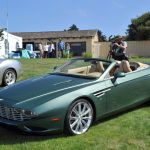 Aston Martin Db9 Spyder Centennial Zagato Sports Car Digest The Sports Racing And Vintage Car Journal