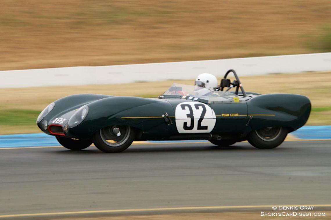 Stan Anderes' 1956 Lotus Eleven Le Mans