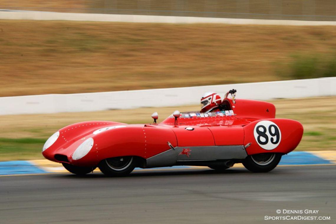 John Hurabiell's 1956 Lotus Eleven