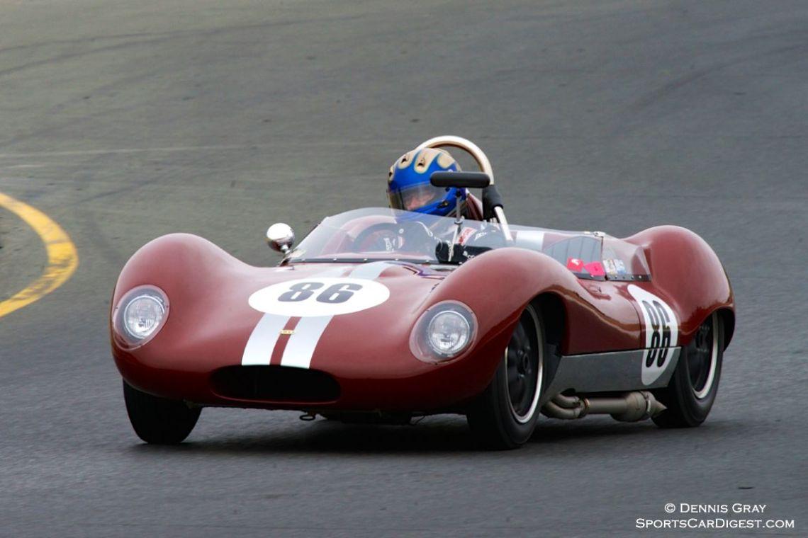 Greg Whitten's 1960 Lola Mk. 1