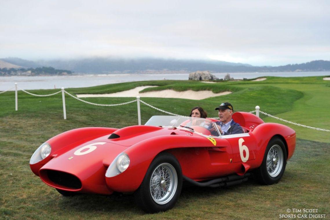 1957 Ferrari 250 Testa Rossa Scaglietti Spider 0716TR
