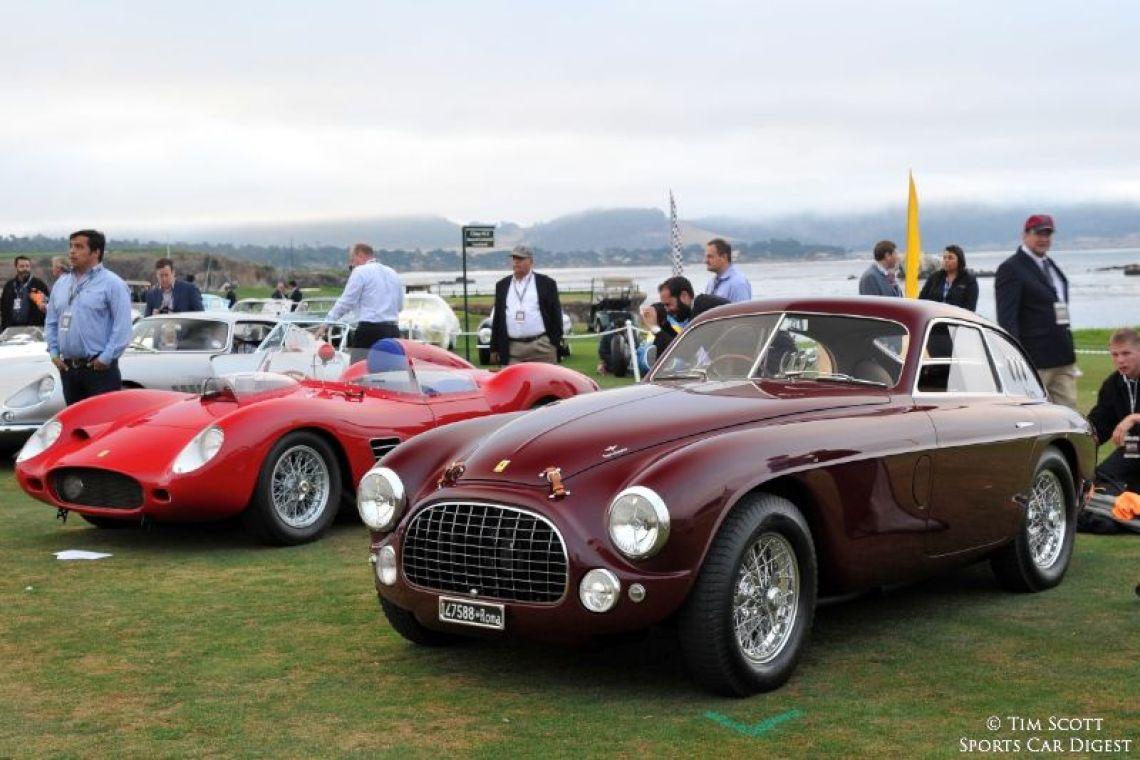 1951 Ferrari 212 Export Touring Berlinetta, s/n 0088E