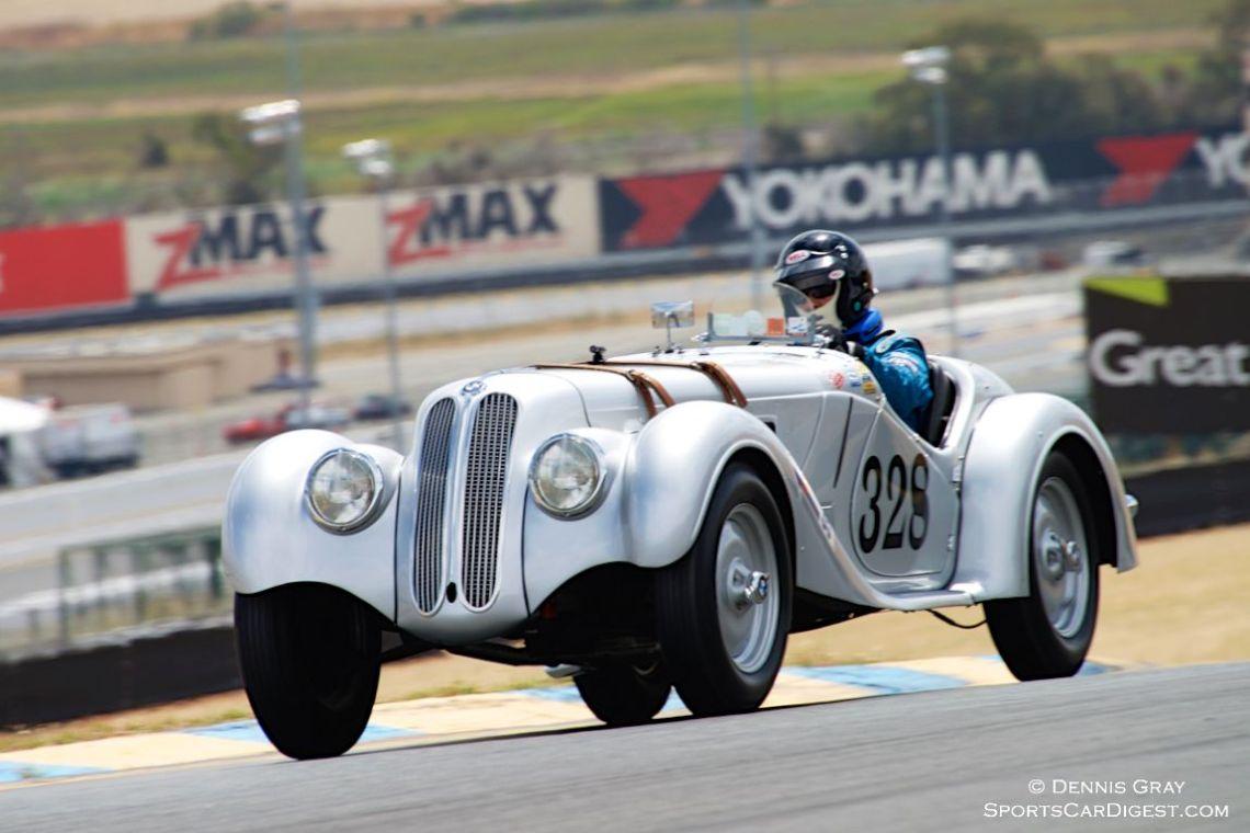 Mark Rincon's 1939 BMW 328
