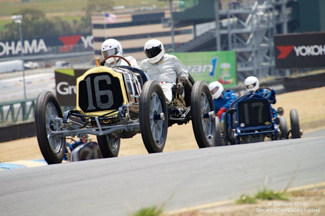 Jim Putnam's 1912 Packard 30