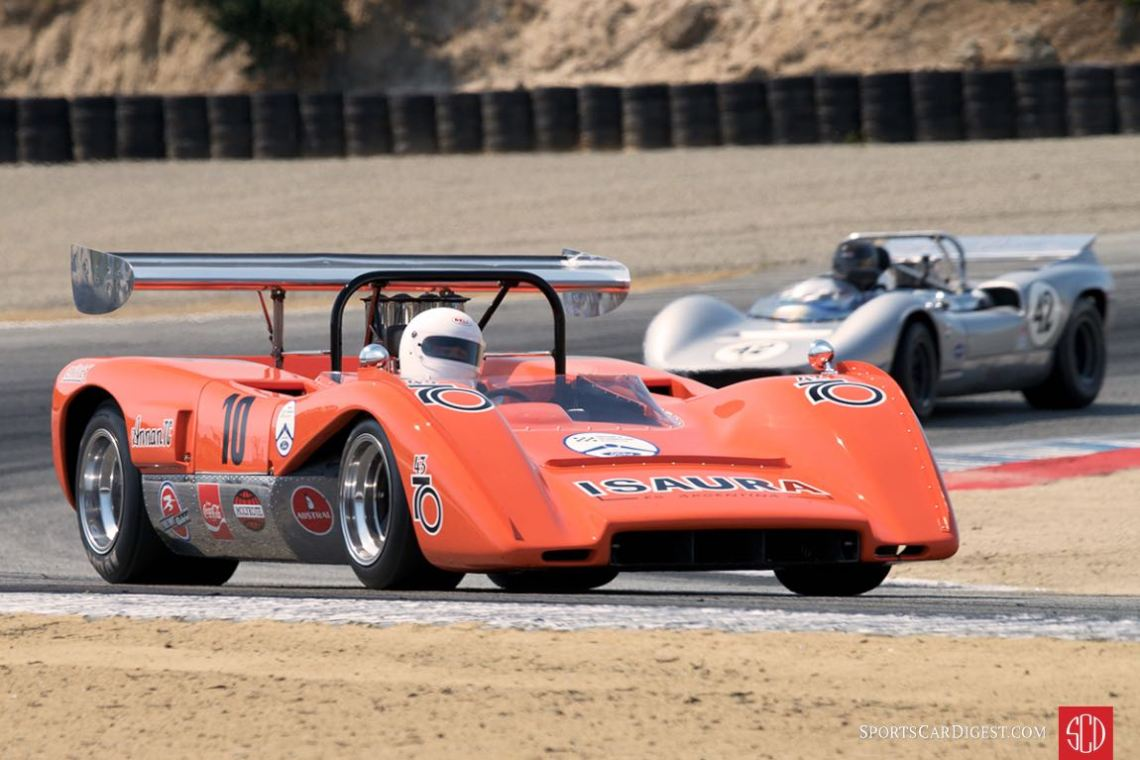 Nick Colonna - McLaren M8C