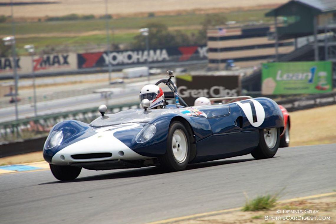 John Tulloch's 1963 Lotus 23B