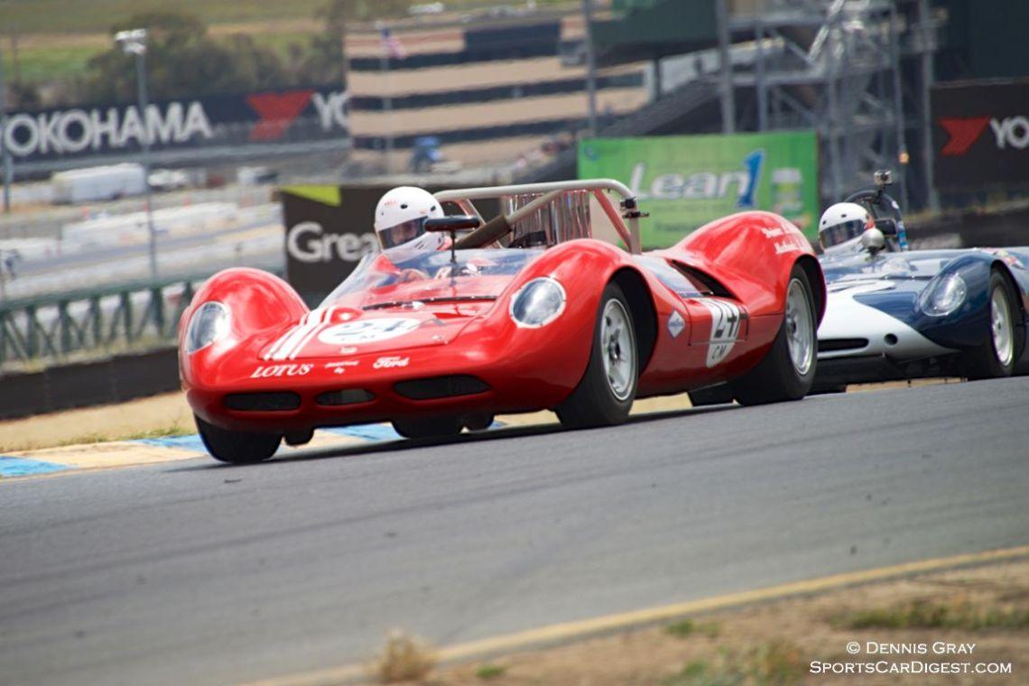 Jay Embree's 1964 Lotus 30