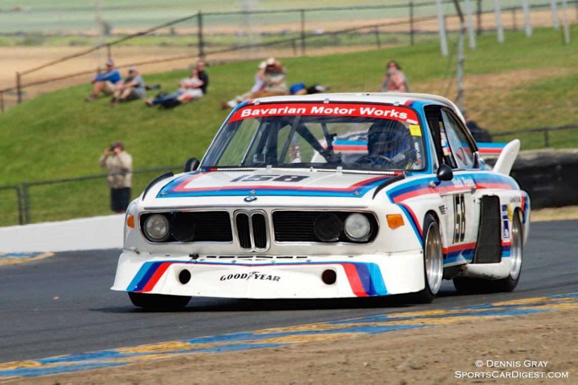 Henry Schmitt's 1974 BMW 3.5 CSL