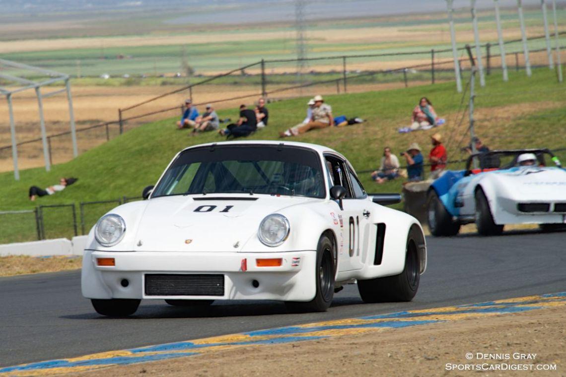 Cameron Healy's 1977 Porsche 911 Carrera RSR