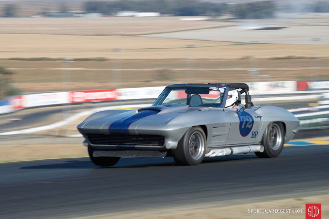 David Edelstein - 1963 Chevrolet Corvette