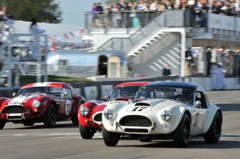 AC Cobra Race at Goodwood Revival