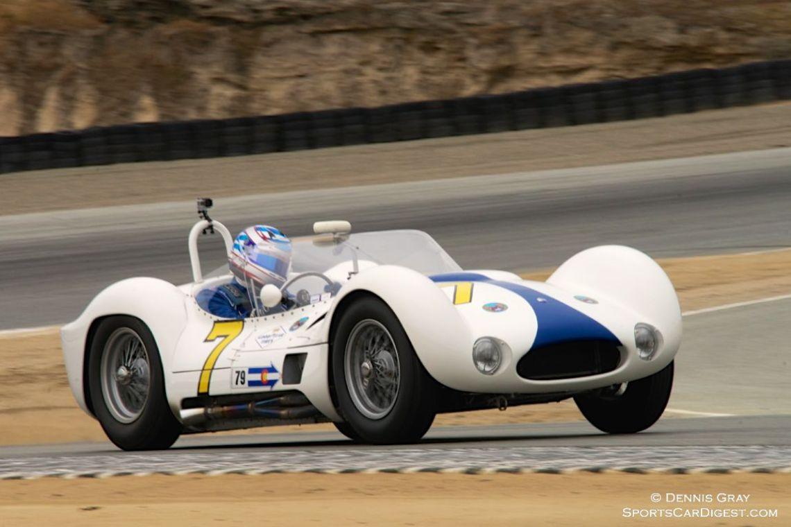 Jonathan Feiber's 1960 Maserati Tipo 61