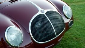 Alfa Romeo 6C 2500SS Berlinetta Aerodinamica