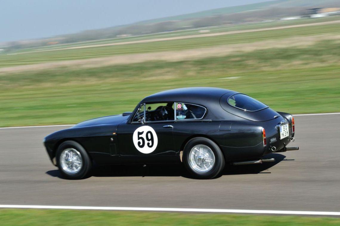 1959 Aston Martin DB2/4 MkIII