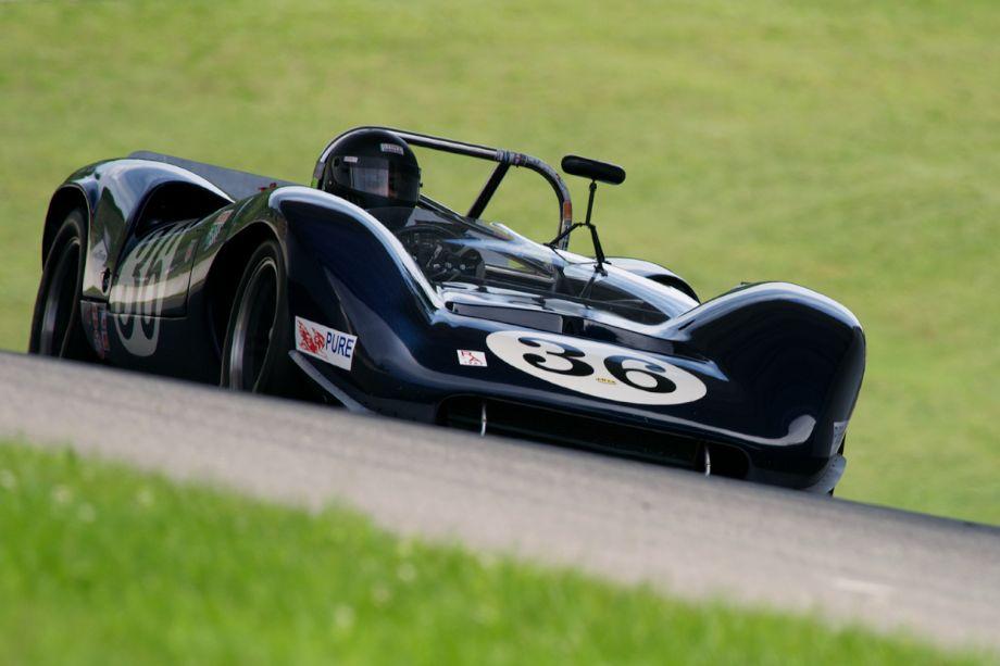 Bob Rowley's 1967 Lola T70 Spyder.