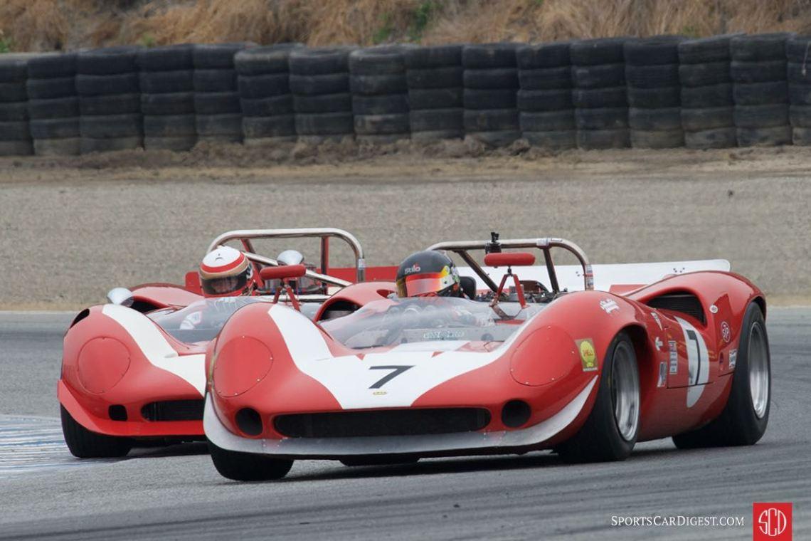 Johan Woerheide - 1965 Lola T70 Mk II