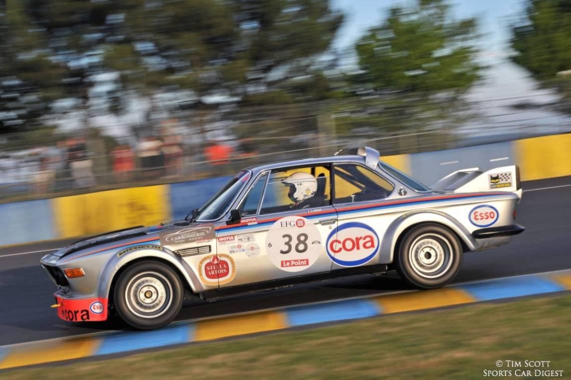 1974 BMW CSL 3.0