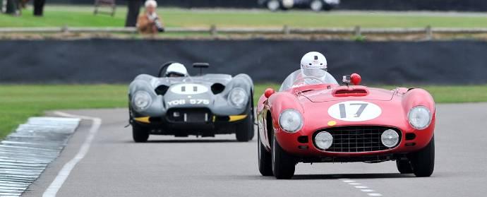 Ferrari 860 Monza at Goodwood