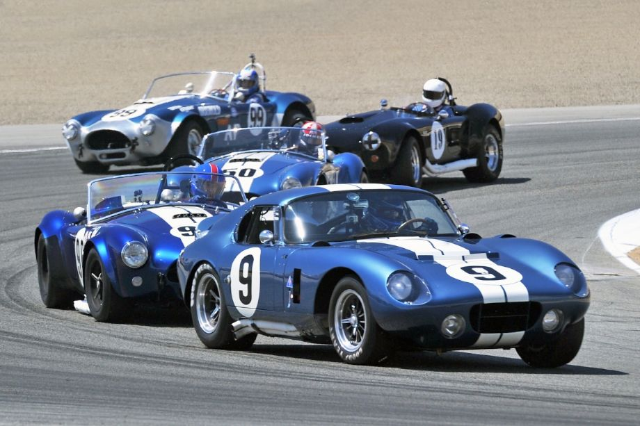 Shelby Daytona Cobra Coupe 289