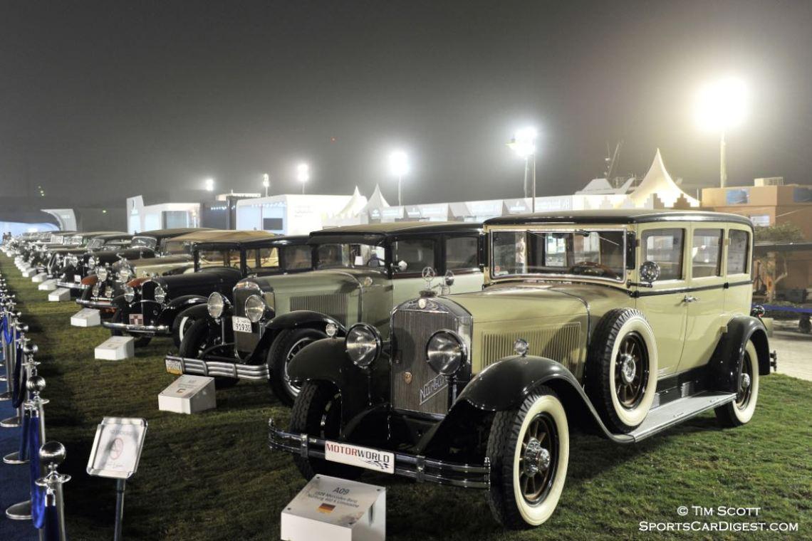 1928 Mercedes-Benz 460 K Limousine Nurburg