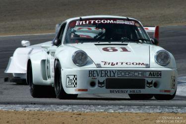 1975 Porsche RSR driven by Alan Benjamin.