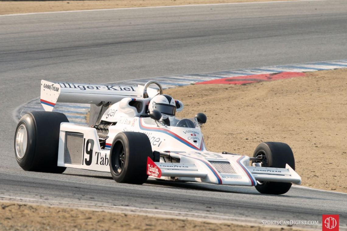 Bob Earl - 1977 Shadow DN8