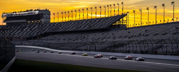 Daytona 24 Hours 2012