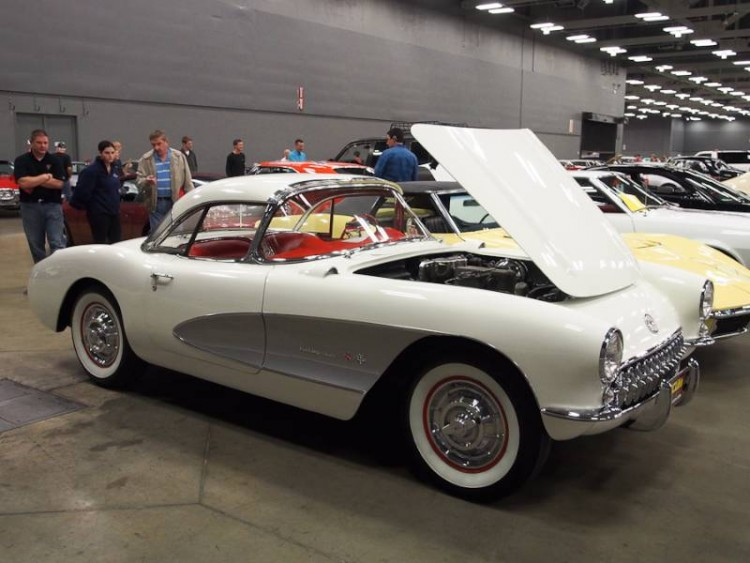 1957 Chevrolet Corvette FI Convertible