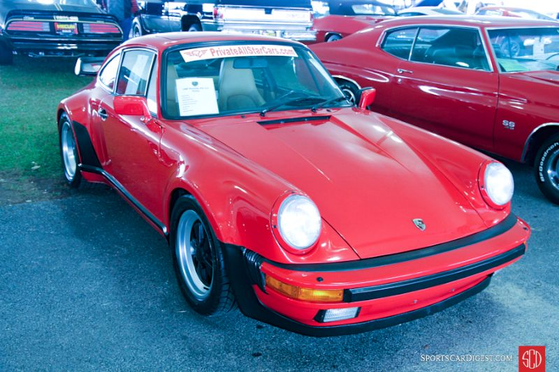 1987 Porsche 911 Turbo 930 Coupe