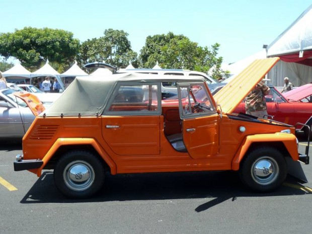1977 Volkswagen Thing Utility
