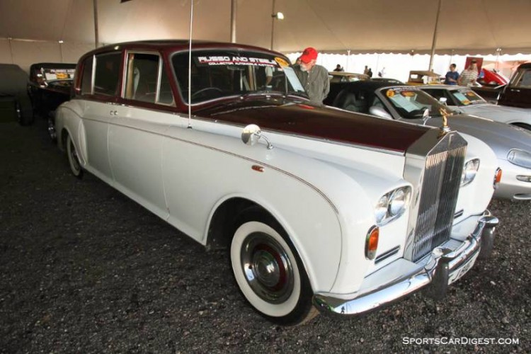1971 Rolls-Royce Phantom VI Limousine
