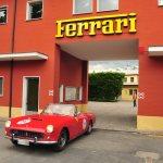 Mille Miglia Ferrari Tribute 2011 Information