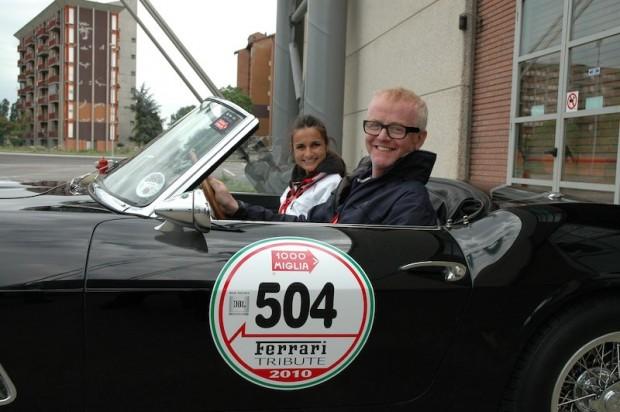 1961 Ferrari 250 GT SWB California Spyder - Chris and Natasha Evans