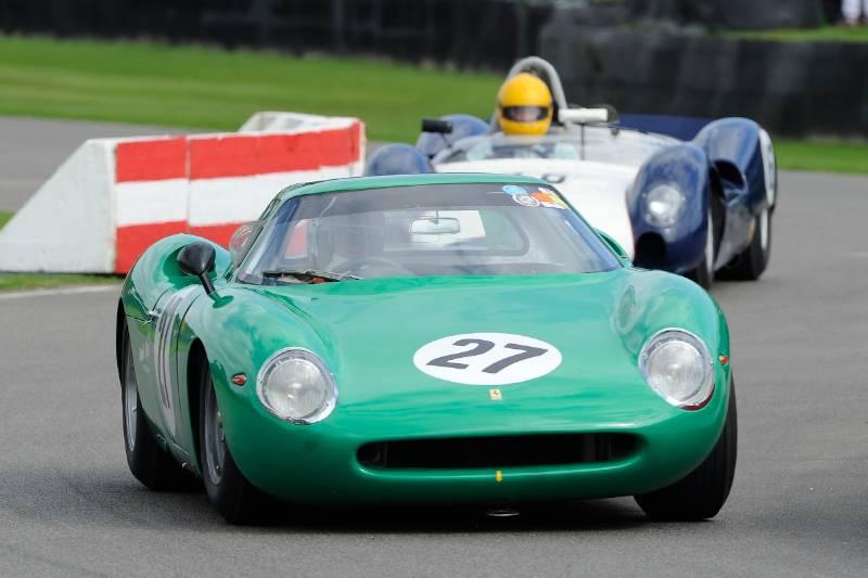 Ferrari 250 LM - David Piper