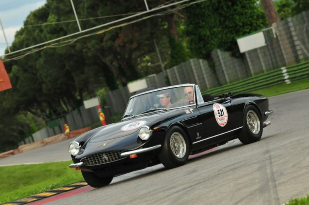 1967 Ferrari 330 GTS - David MacNeil and David Iverson