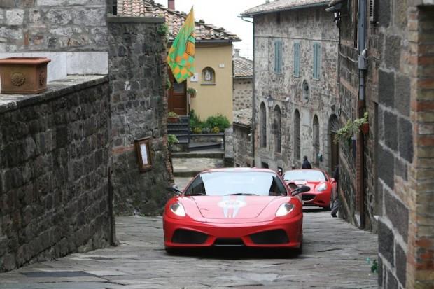 Ferrari F430 Scuderia - Siena