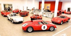 Ferrari Classiche Department
