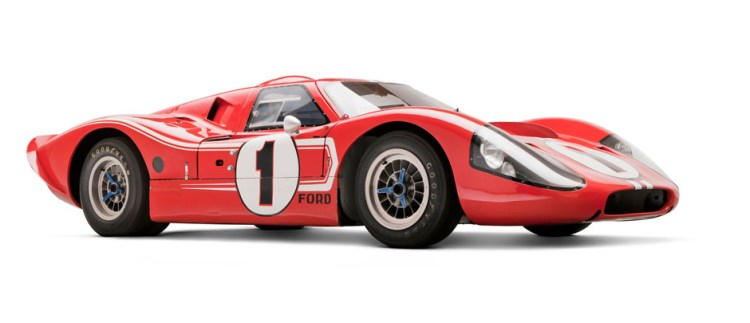 GT 40 Mk 4, Henry Ford Museum All American Racers