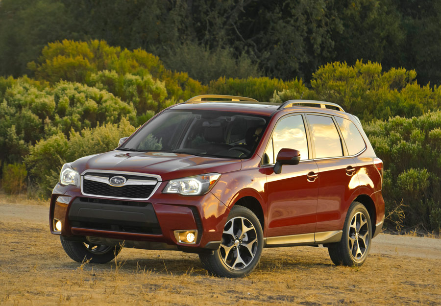 2014 subaru forester 2 5 xt premium driving report car review. Black Bedroom Furniture Sets. Home Design Ideas