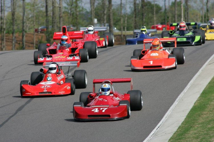 Formula Historic Series features Formula Atlantic and Formula Two