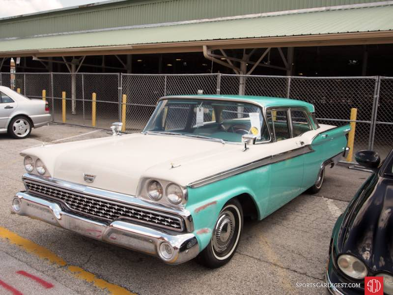 1959 Ford Fairlane 500 4-Dr. Sedan