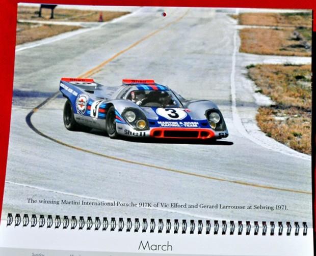 Louis Galanos 2011 Calendar