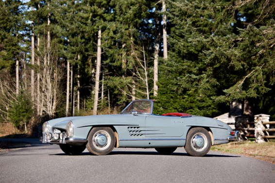 1964 Mercedes-Benz 300 SL Roadster