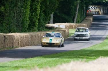 Lotus Elan at Goodwood Festival of Speed