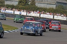 Cleland/Schryver Morris Mini Cooper S