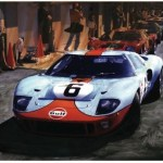 Le Mans TV Series Drama – 'The Drivers'