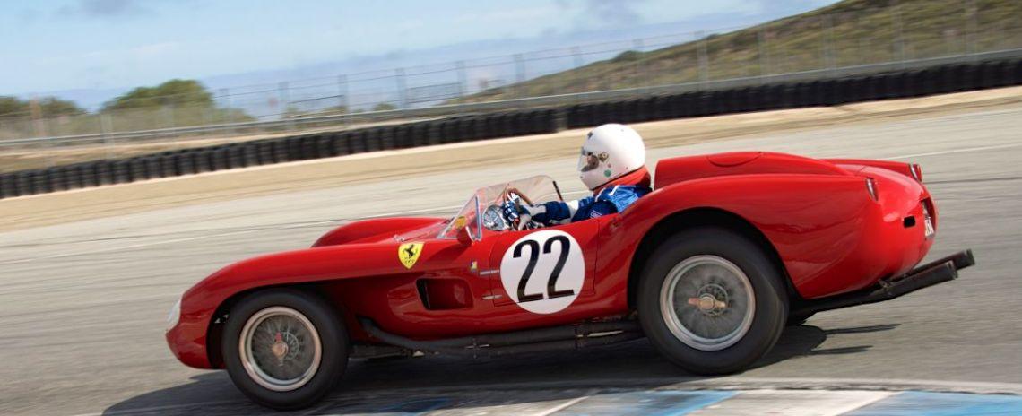 Tom Price's Ferrari 250 Testa Rossa
