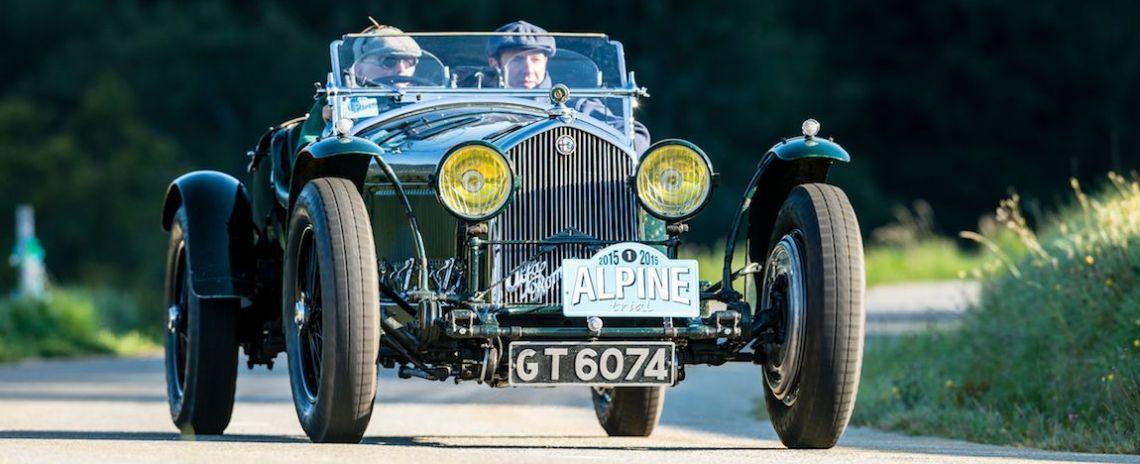 1931 Alfa Romeo 8C Zagato