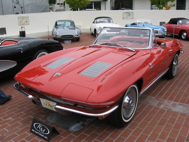 1963 Chevrolet Corvette FI Roadster